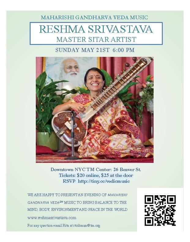 New ReshmaConcert-May 21
