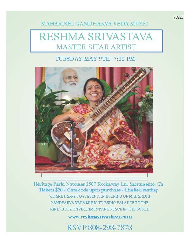 RESHMA NEW Sacramento Concert - Sherry-1